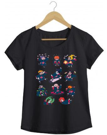 Camiseta Cute Akatsuki