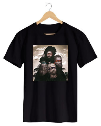 Camiseta 4 ninjas?