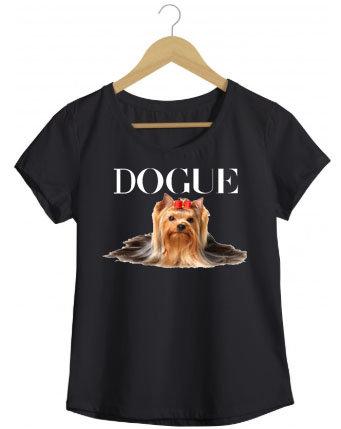 Camiseta Dogue