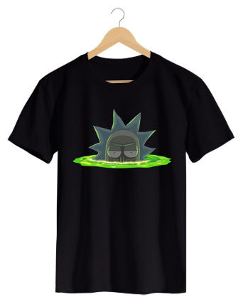 Camiseta Morty