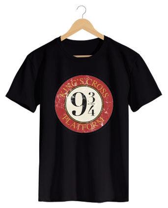 Camiseta Plataforma 9 3/4