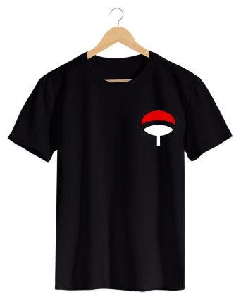Camiseta Clã Uchiha