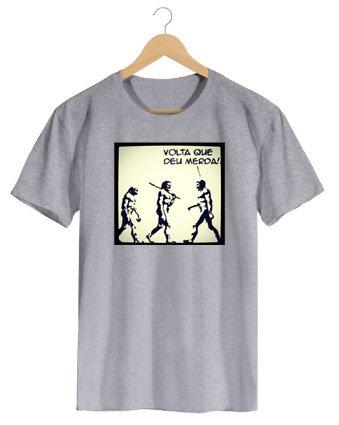 Camiseta Evolução Sqn
