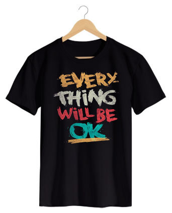 Camiseta Will-Be Ok