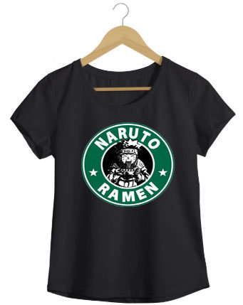 Camiseta Naruto Ramen