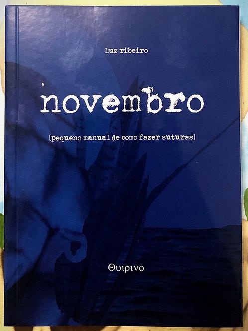 Novembro: pequeno manual de como fazer suturas :: Luz Ribeiro