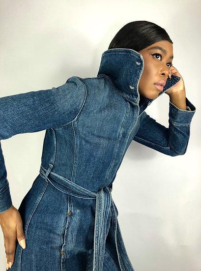 Vintage DKNY Denim Jacket