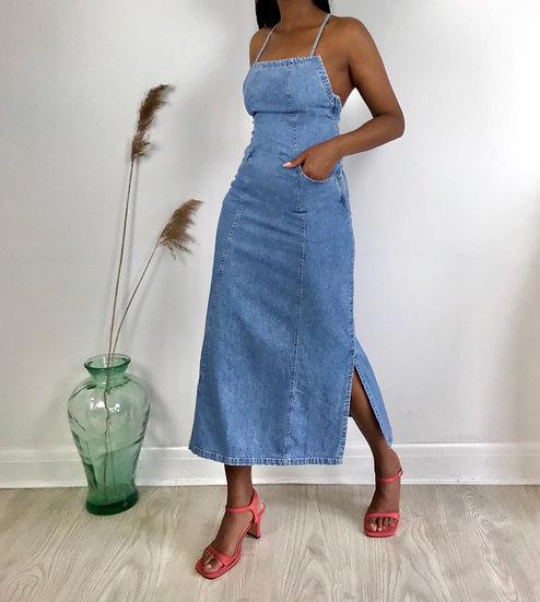 Vintage Kenzo Jeans Dress