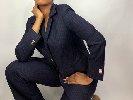 HOW TO STYLE A PINSTRIPE SUIT