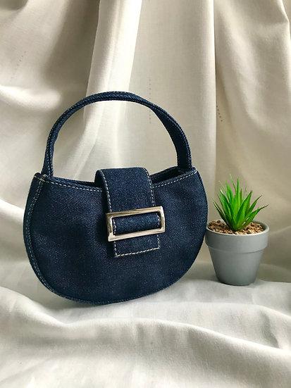 Vintage Mini Denim Bag