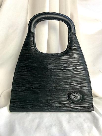 Black Structural Bag