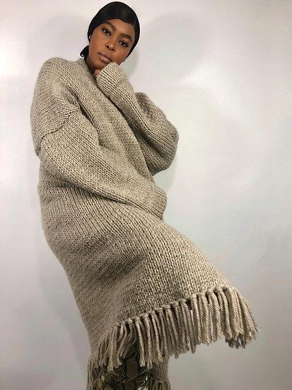 Vintage Chunky Knit