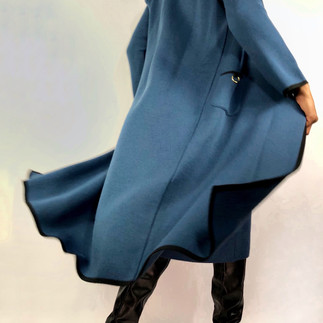 VINTAGE DRESS & CARDIGAN SET