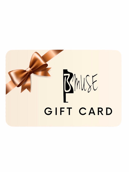 BMUSE GIFT CARD