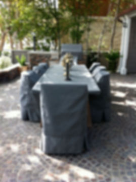 custom outdoor furniture covers newport beach