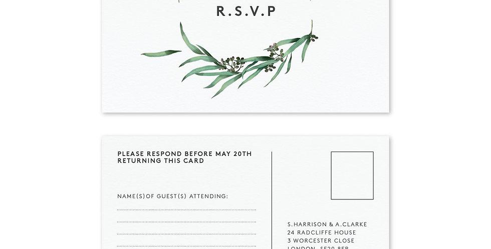 Eucalyptus Hoop - R.S.V.P