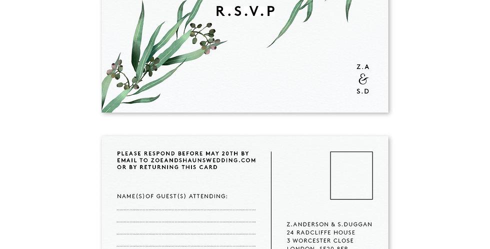 Eucalyptus - R.S.V.P