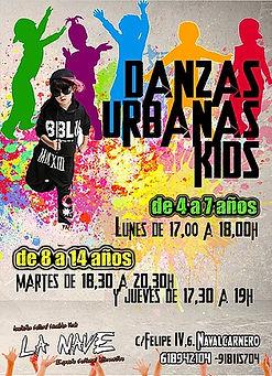 danzas urbanas kids