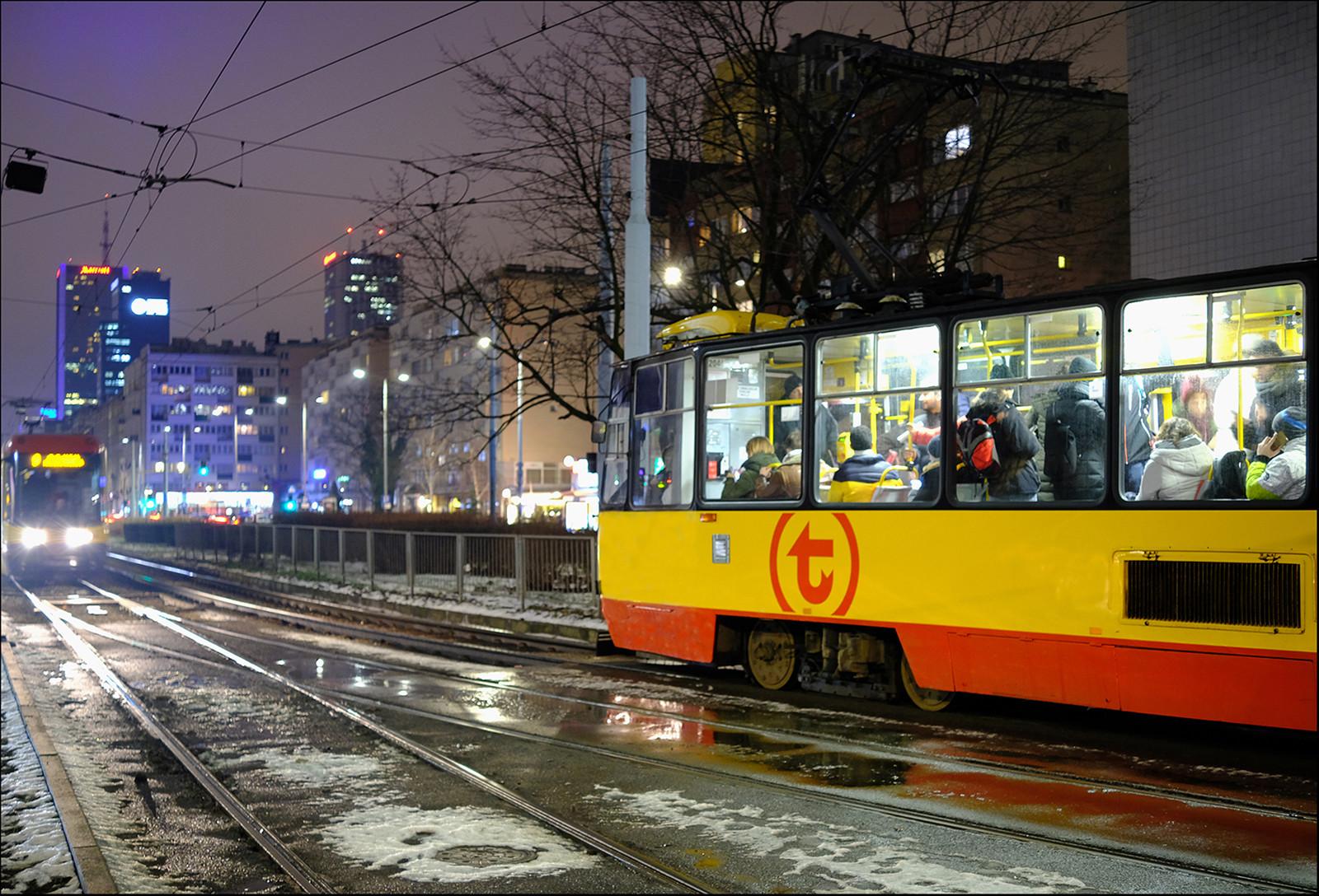 PDI - Warsaw Commute by Cormac McArt ( 9 marks)