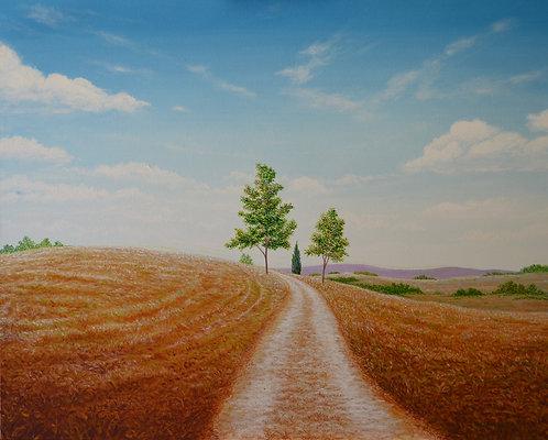 Pastoral Landscape (2008)