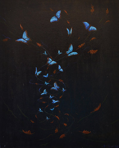 Butterflies and Leaves (2008)