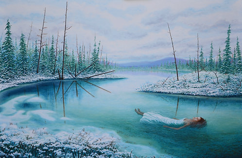 Ophelia in the Snowy River (2009)