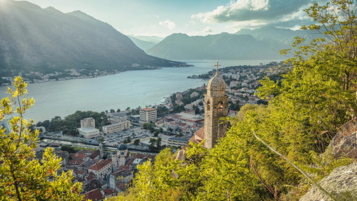 City of Kotor (Travel video)