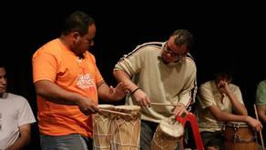 Masterclass with Edwins Moreno and Willy Mayo Martinez. Rosario Repercute.