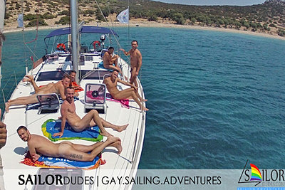 Naked Sailing Photos 81