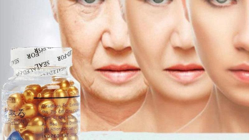 Vitamin E Extract Anti-wrinkle Whitening Cream
