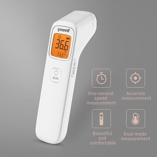 Mini Portable Electric Infrared Thermometer