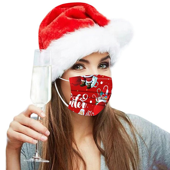 Face Mask for Christmas