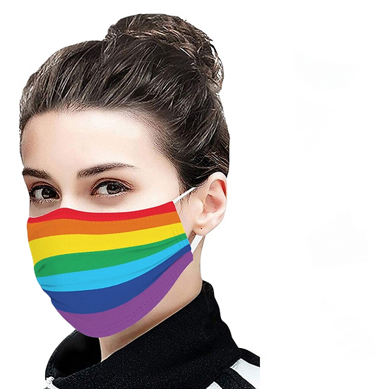 LGBT Face Mask