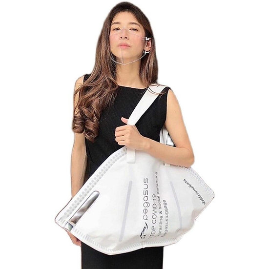Medical Mask Shopping Bag