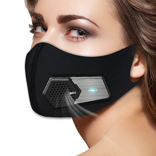 Smart Rechargeable Face Mask