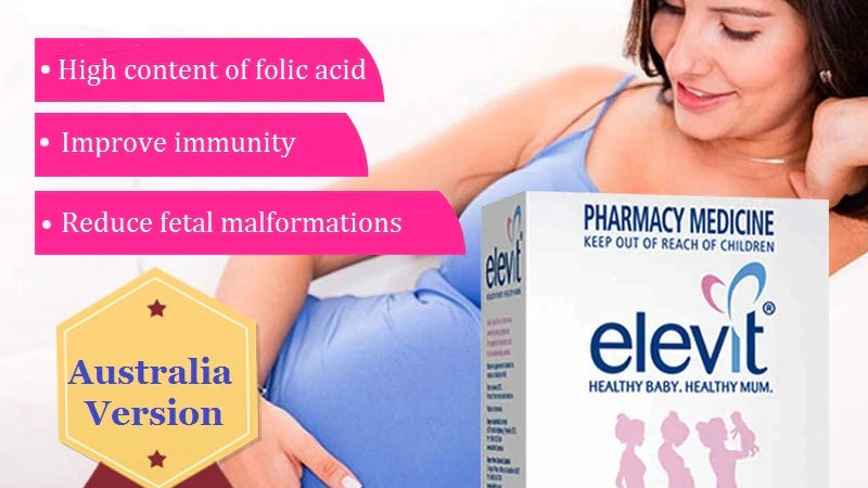 Pregnancy Multivitamin for Women