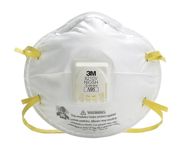 3M Dust N95 Face Mask