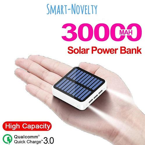 Mini Solar Power Bank