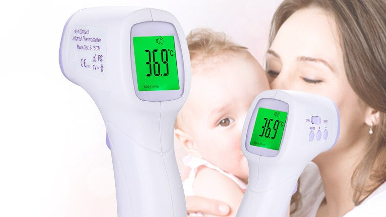 Infrared Clinical Thermometer