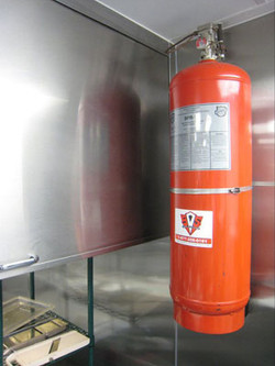 BUCKEYE FIRE SUPPRESSION REPAIR