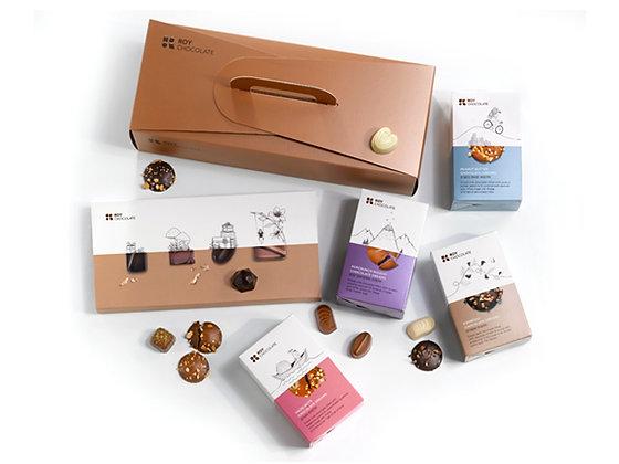 משלוח שוקולדים איכותיים