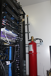 Clean Agent For Server Room FIRE Suppression System
