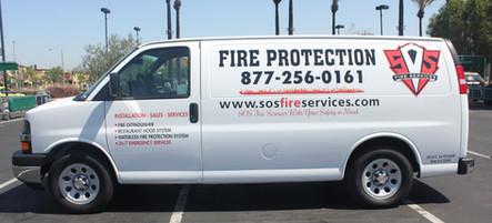 SOS Fire Services