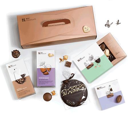 מארז שוקולד באהבה