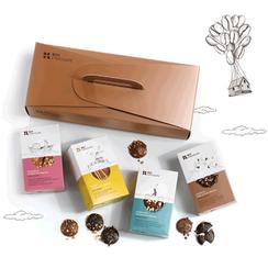 מארז שוקולד מזוודה