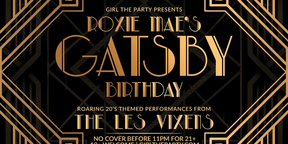 GIRL THE PARTY: Roxie Mae's Birthday Party