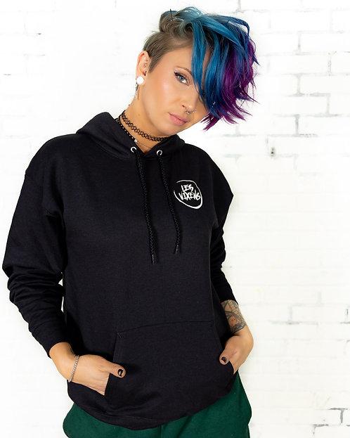 LV hoodie (w/ pocket ftw)
