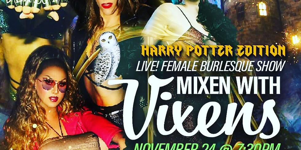 Mixin' with Vixens: Hamburger Mary's