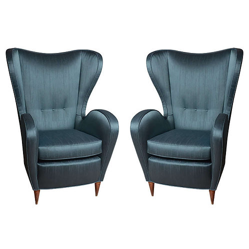 Paolo Buffa Wing Chairs