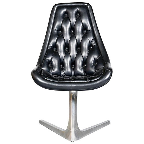 Chromcraft 'Sculpta' Chair